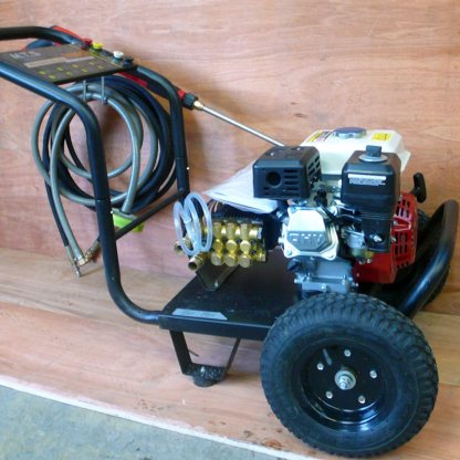 MTS 7 Horse Power Pressure Washer 2950psi 10m