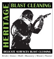 Logo for Heritage Blast Cleaning