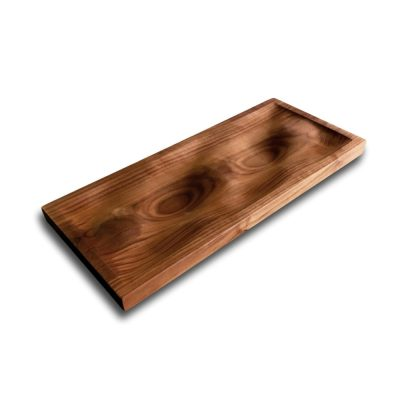 Walnut Bumps Tray / Functional Art