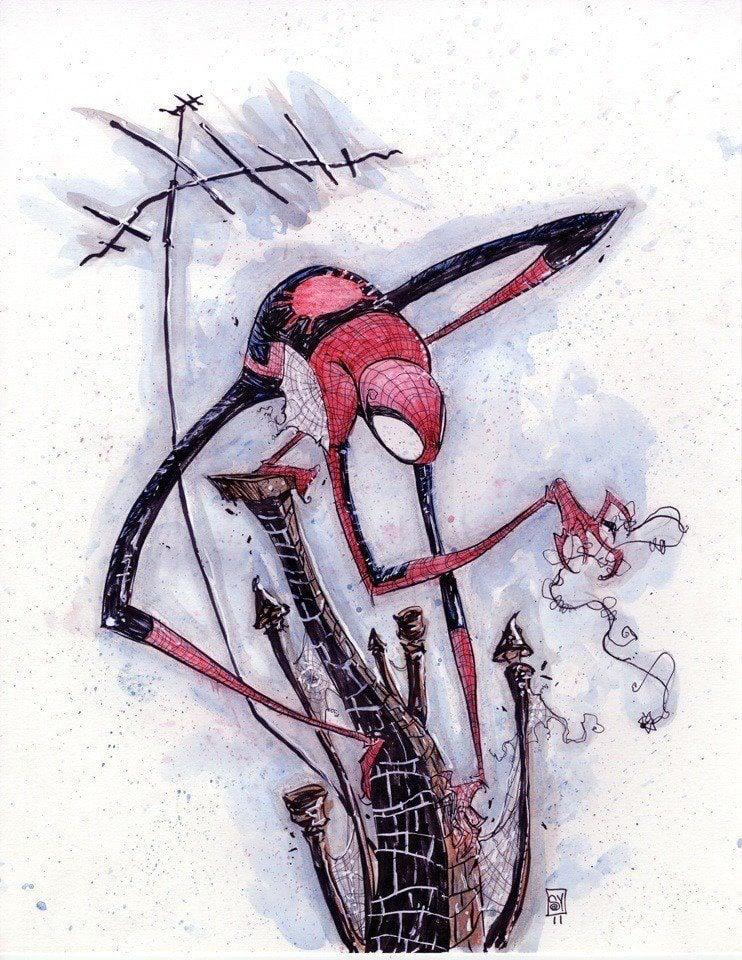 Skottie Youngs Fan Art Illustrations Illustration