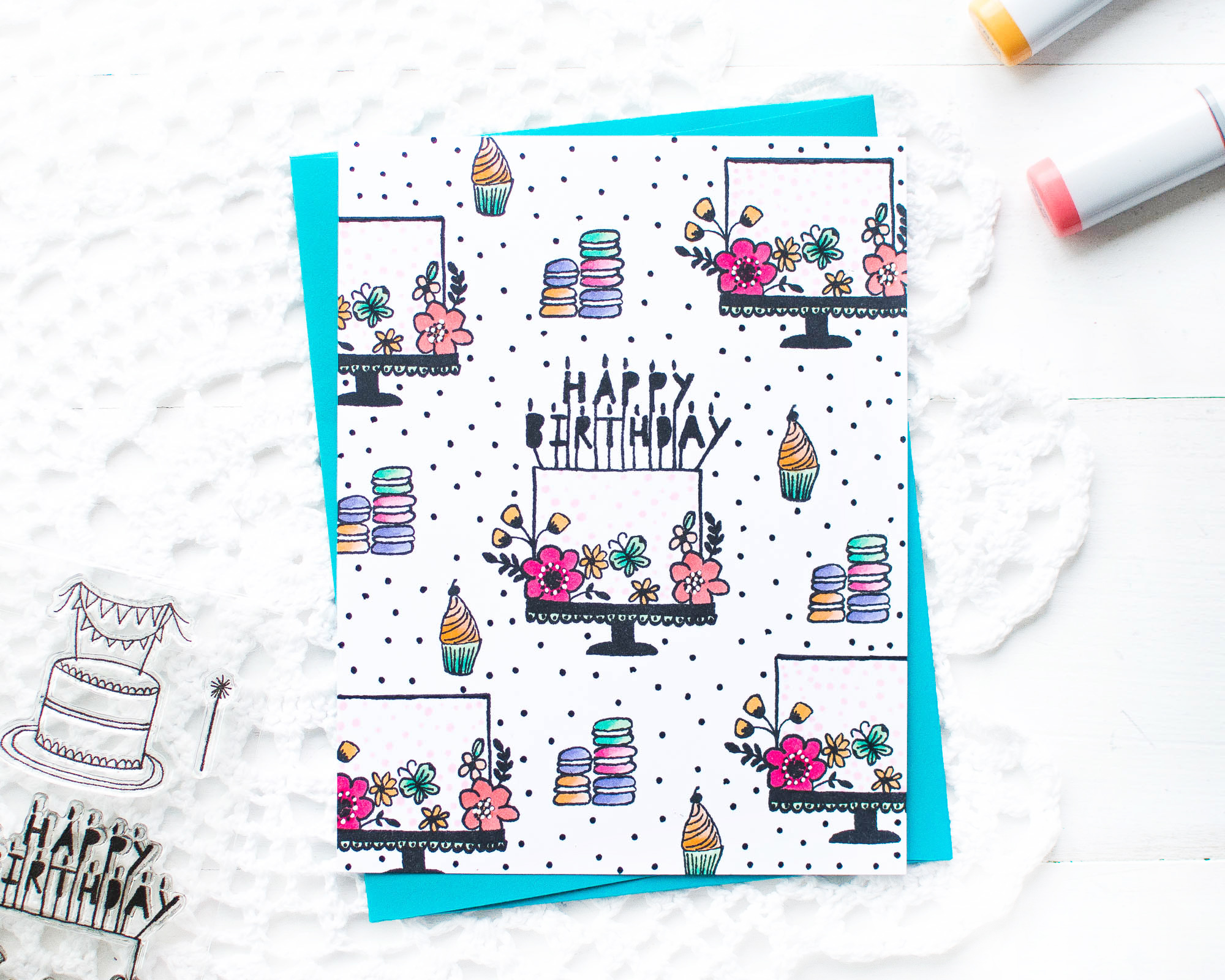 one-layer-birthday-card
