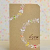 CASE Study #172: Happy Birthday Card