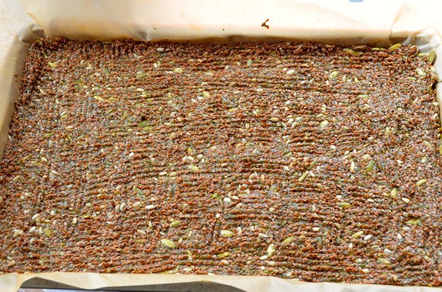 flax seed cracker recipe