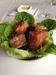 """Korean """"chicken salad"""""""