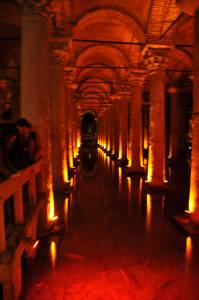 the Cistern