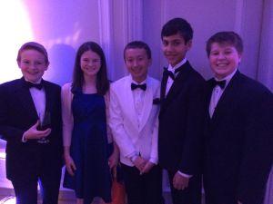 Marcus & his friends