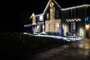 Christmas lights 2014