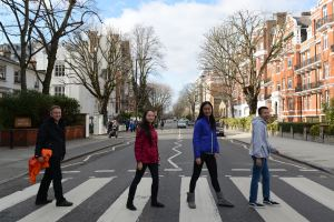 Abbey Road!