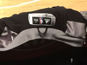 Tim Duncan's warm up jacket