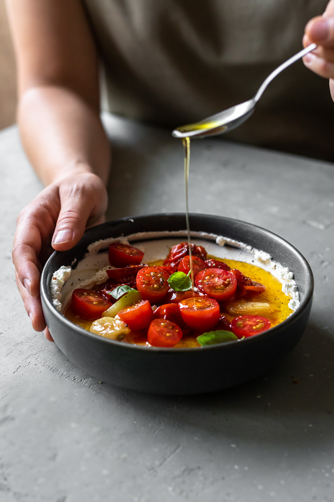 Photographe et styliste culinaire
