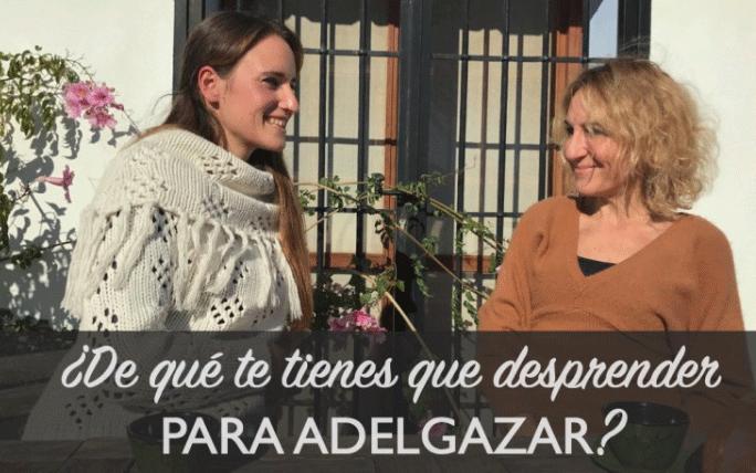 Entrevista por Venu Sanz Chef. ¿De qué tienes que desprenderte para adelgazar?