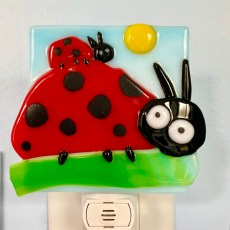 Ladybug Night Light