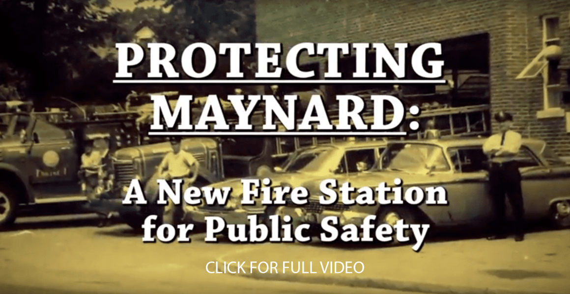 Maynard Fire Station