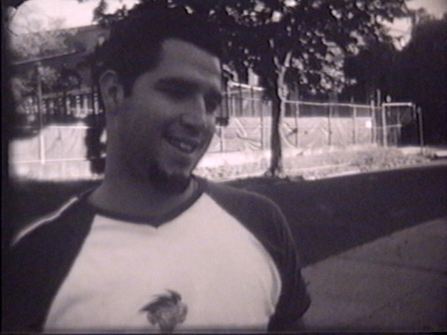 1997 short student film, 'The Drunkard'