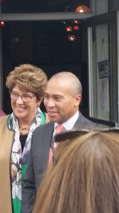Governor Patrick & Rep. Hogan