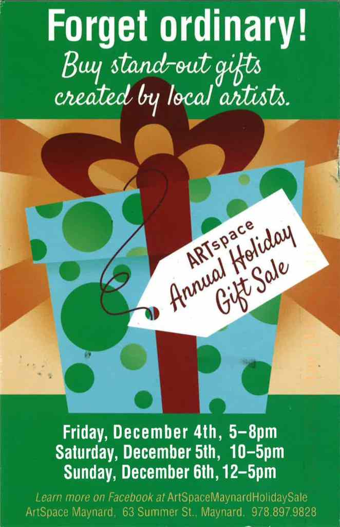 ArtSpace Gift Sale