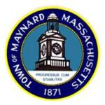 Blasting, Maynard Fest & Carnival – Messages from Town Hall