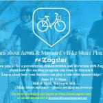 June 1st Zagster Bike Share Presentation & Demo