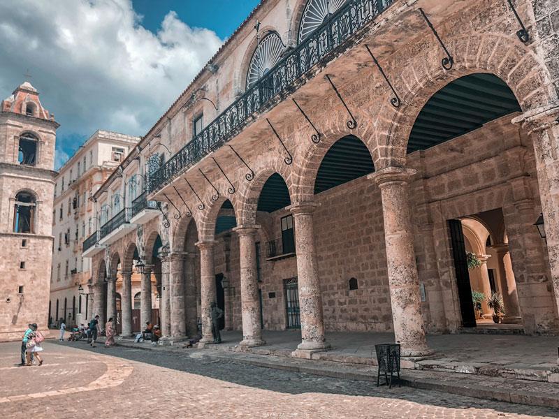 Casa del Marqués de Arcos: Uno de los mejores exponentes de la arquitectura residencial en Cuba.