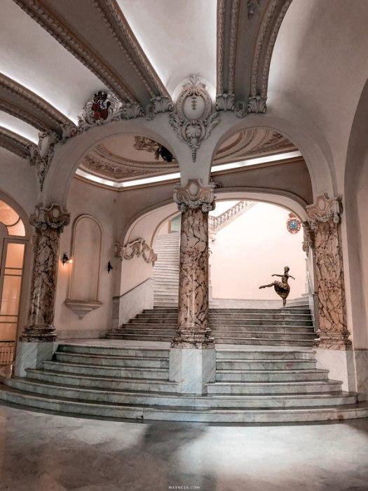 Gran Teatro Alicia Alonso - La Habana