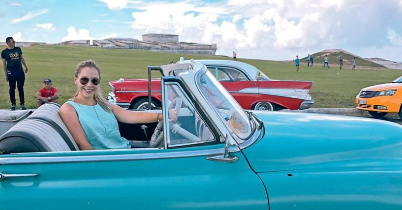 Habana Autos Antiguos Almendrones