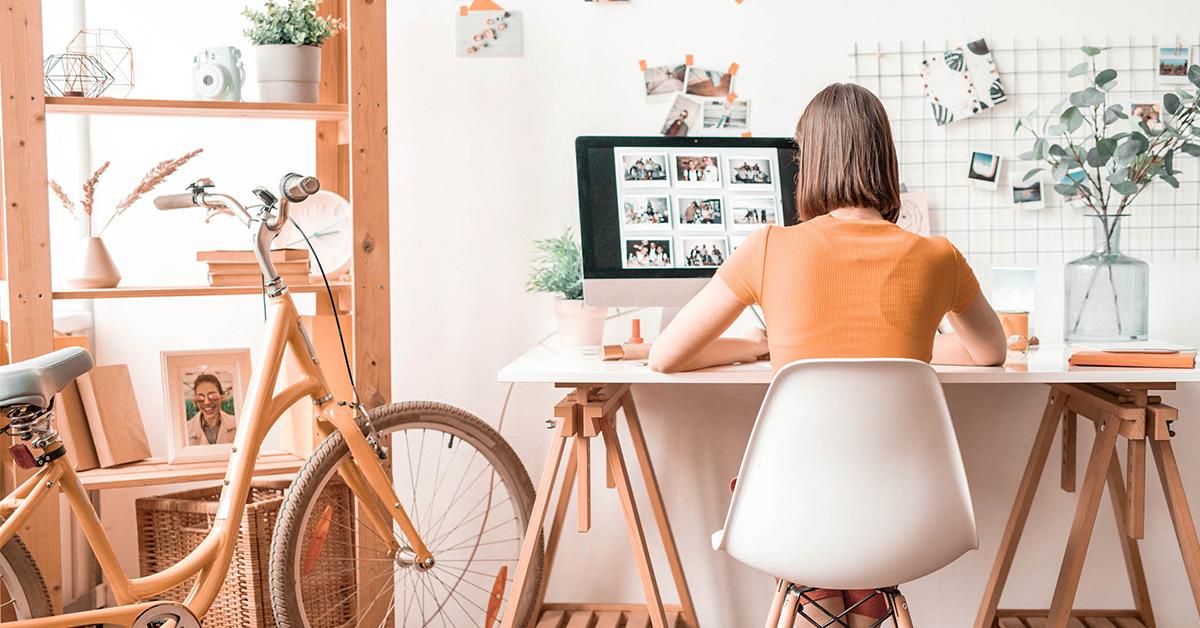 trabajar desde casa ser más productivo