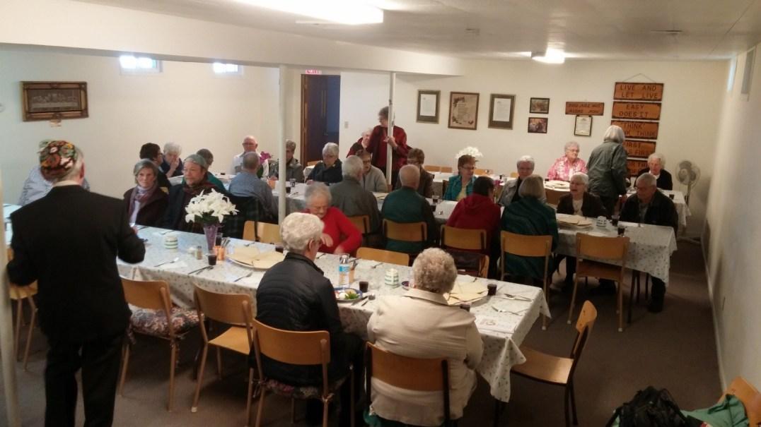 Maynooth Madawaska Passover Seder Service 2016 04 10.53.45
