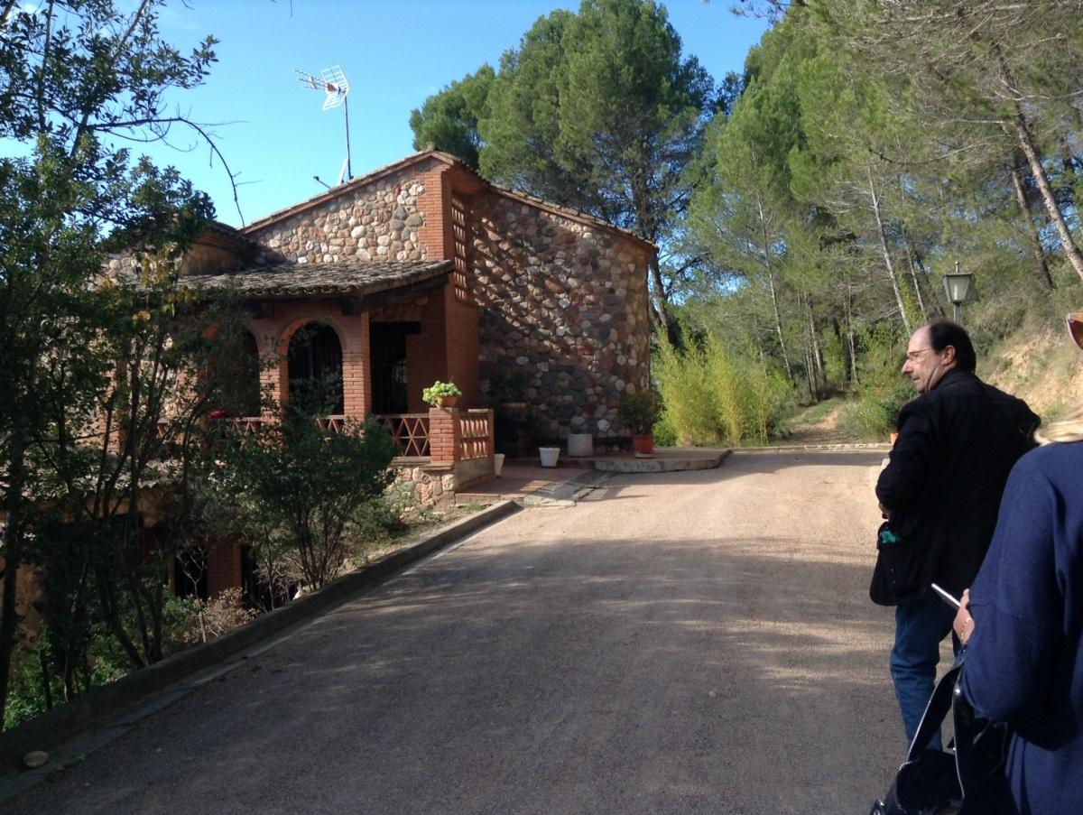 Amar la casa de piedra, la Masia, la casa de Campo con Agustí de Merag