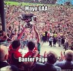 Mayo GAA Banter page logo