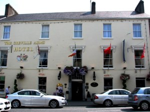 Meeting point for Westmeath vs. Mayo - Greville Arms Hotel, Mullingar