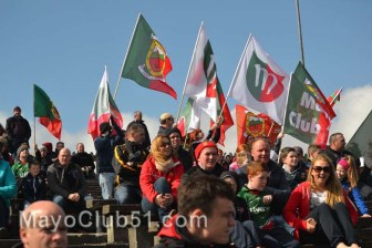 Mayo v Derry pre-match gathering – Croke Park Hotel