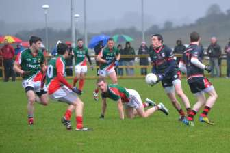 Mayo vs IT Sligo
