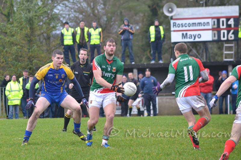 And we begin again … Roscommon v Mayo