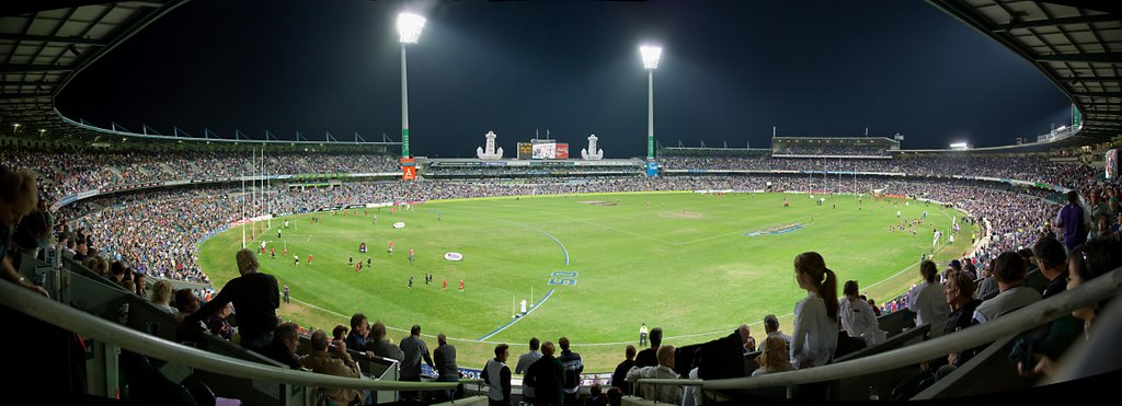 International rules series Subiaco Oval 2014