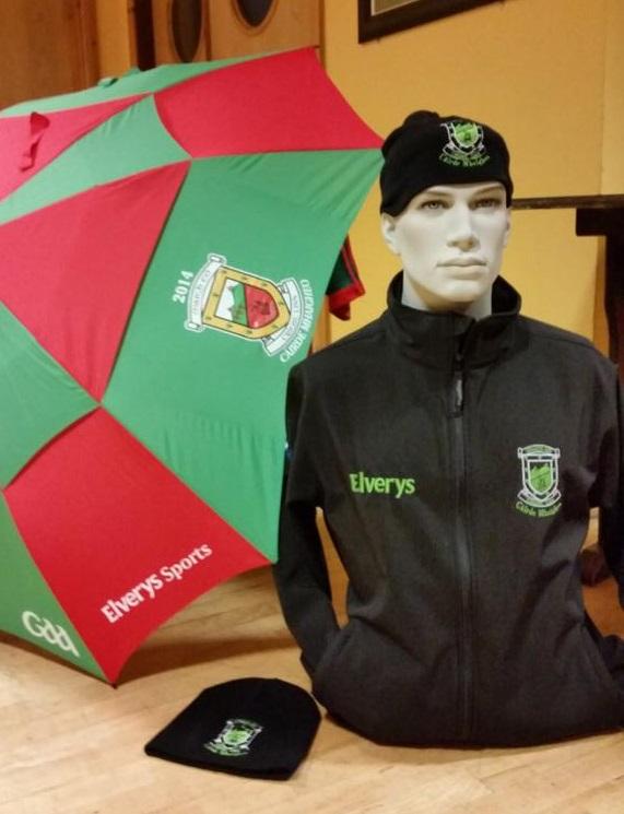 2015 Cairde Mhaigheo season ticket jacket