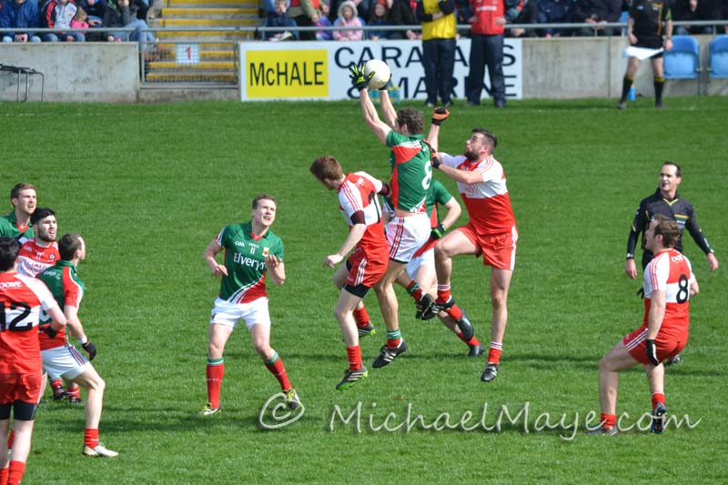Mayo v Derry April 2014
