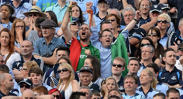 2015 All Ireland Semi-Final – Mayo v Dublin