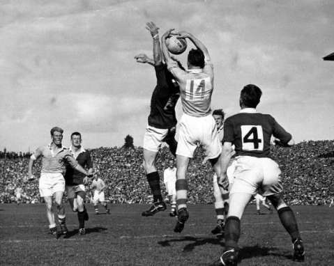 The 1955 Clash
