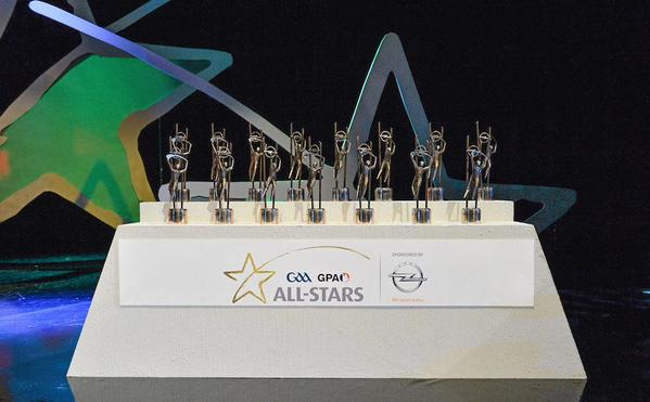 2015 gaa all star nominees-trophies