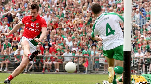 Mayo GAA v London GAA