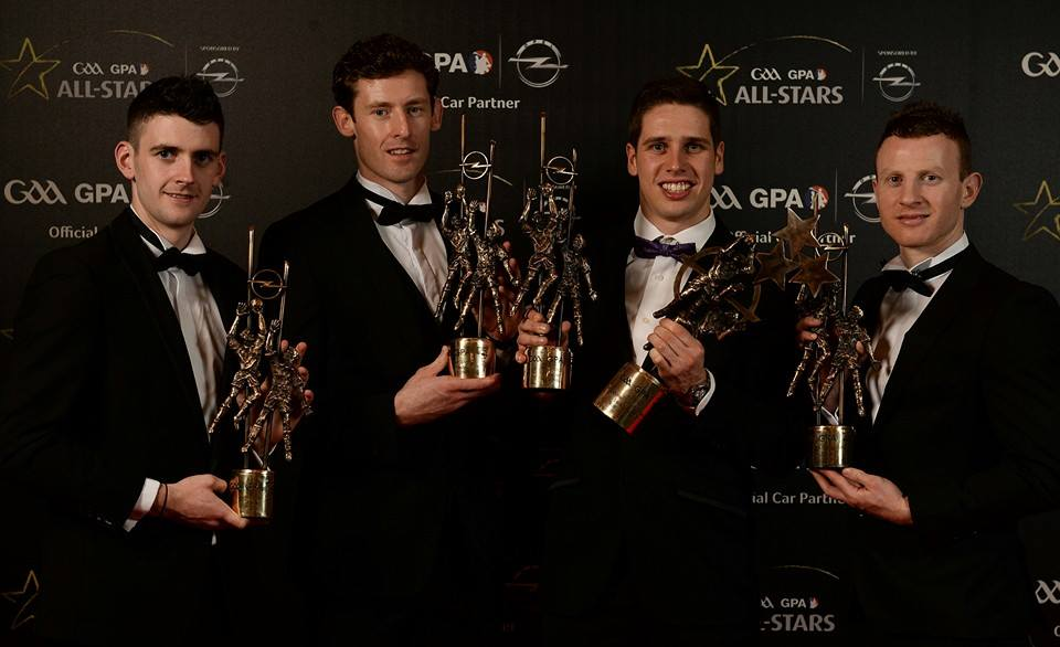 mayo football 2016 gaa gpa all stars