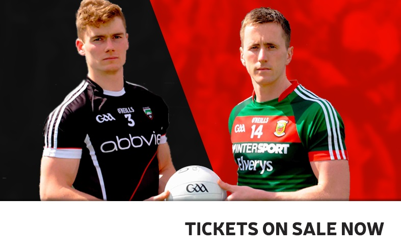 2017 Connacht Championship Begins For Mayo