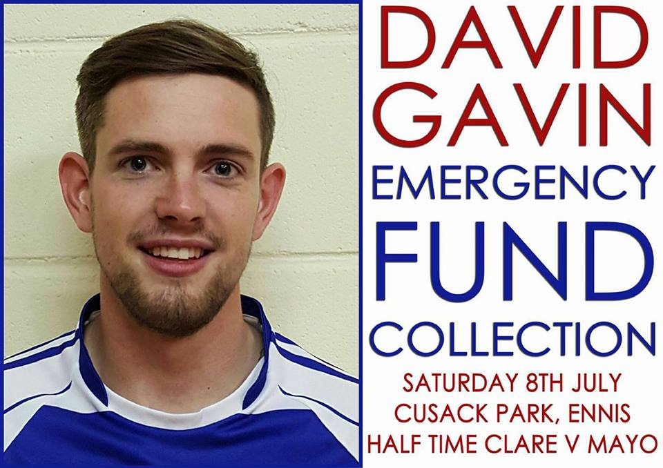David Gavin emergency fund collection