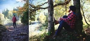 Portrait Homme en Nature