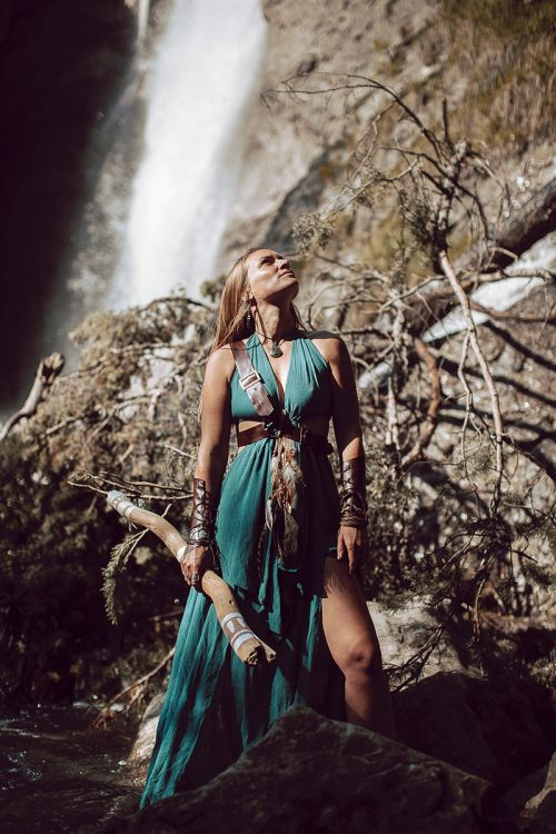 Eva | Naïade de l'Arpenaz