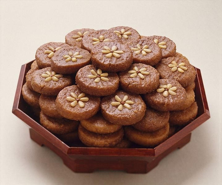 Yakgwa, Honey Cookie