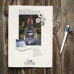 Booklet or Catalog Design Example