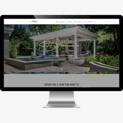 Benton Outdoor Living Website