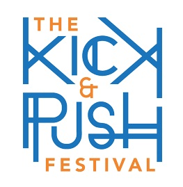 logo - kick and push