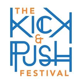 logo - kick and push